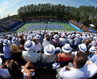 Stade de tennis