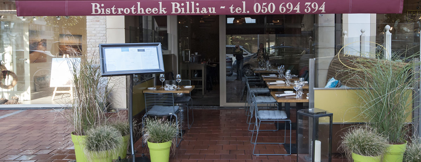 Bistrotheek Billiau